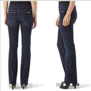 WHBM Boot Leg Jean Size 4S 4 Short
